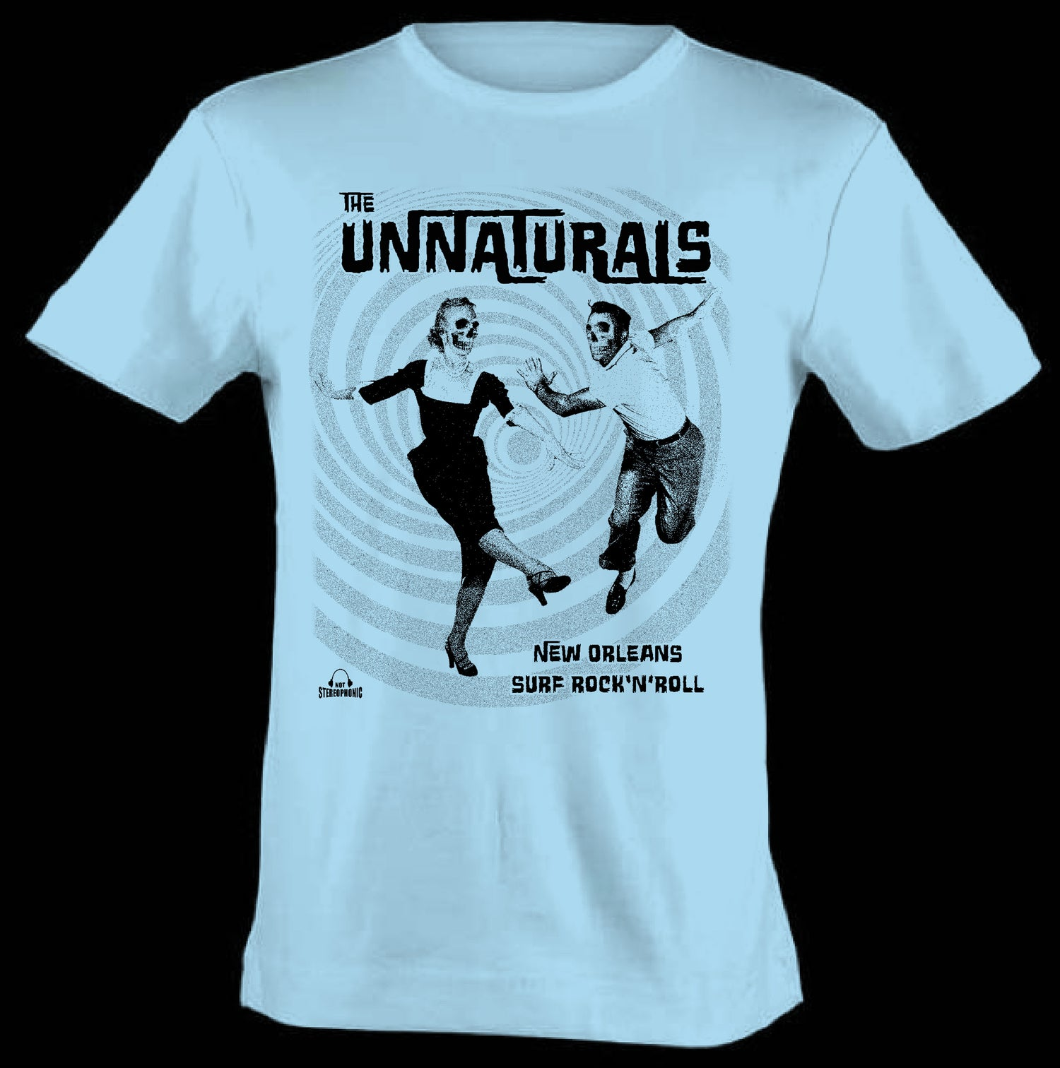 "Image of The Unnaturals ""Surf Rock N Roll"" Shirt"