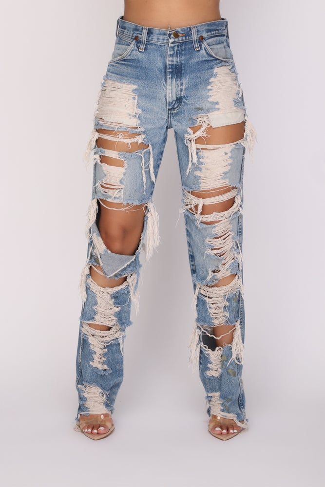 Image of Kay Jeans II