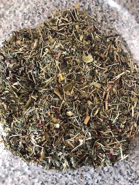 Image of Herbal Hair Tea