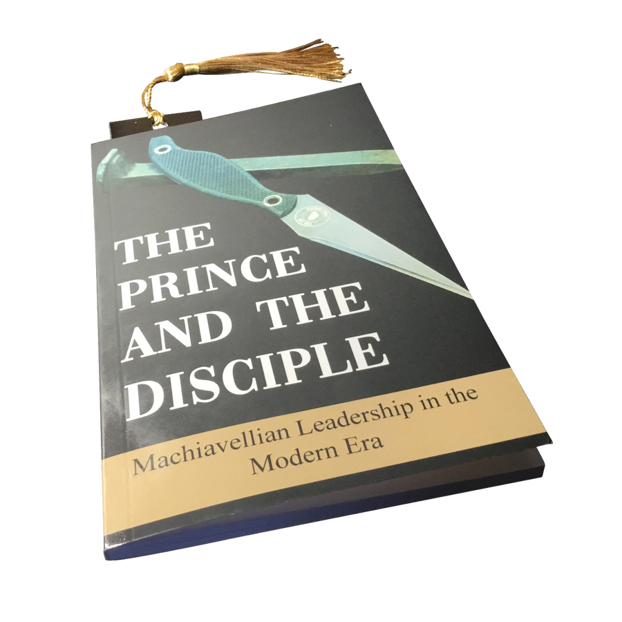 Image of The Prince and the Disciple Pocket Book