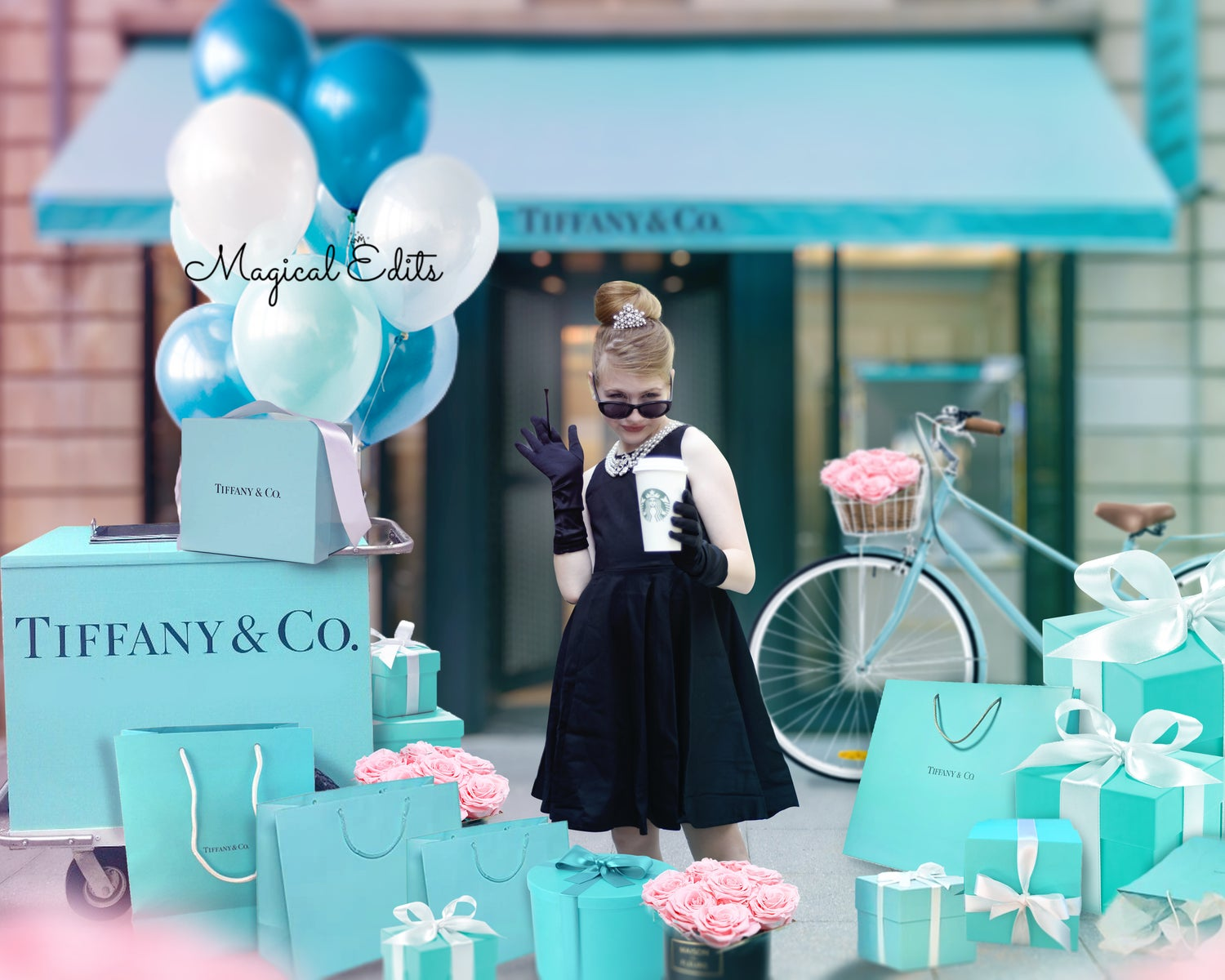 Image of Tiffany's Store Front
