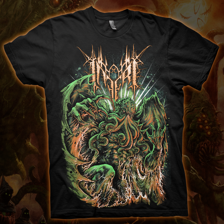 Image of INFERI - Eldest Horror - T-shirt