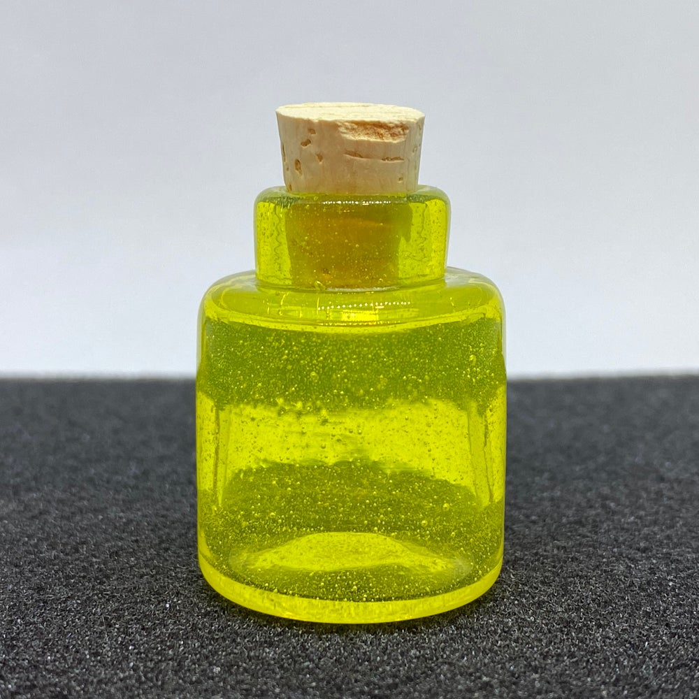 Image of Miyagi Transparent Yellow Pearl Jar