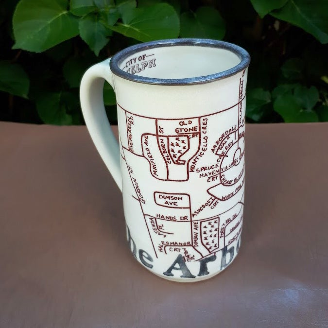 Image of The Arboretum Mug by Bunny Safari