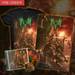 Image of INFERI - Of Sunless Realms - Wall Flag Bundle