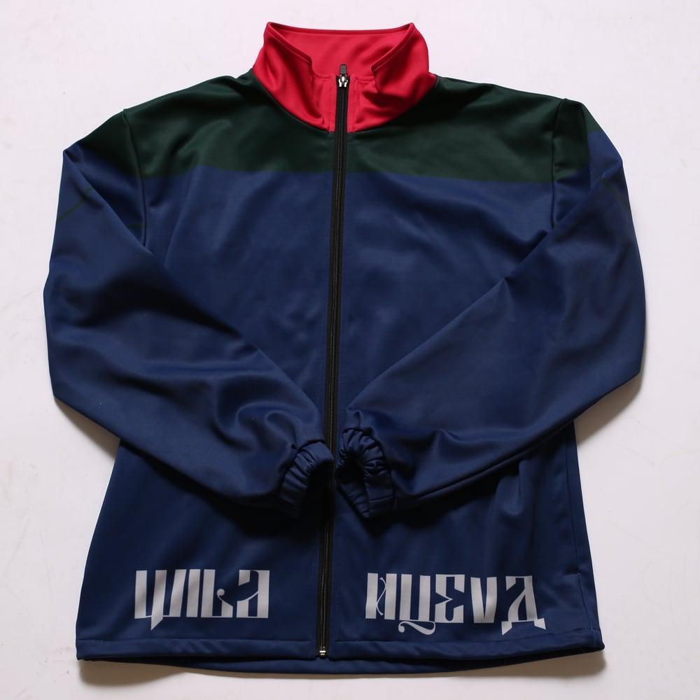 Image of Tibetan Tiger Rug Track Jacket