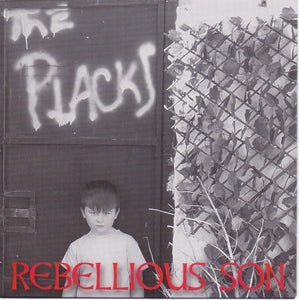 "Image of The Placks - Rebellious Son - Red vinyl 7"" single (RECOMMENDED BY CHARLIE)"