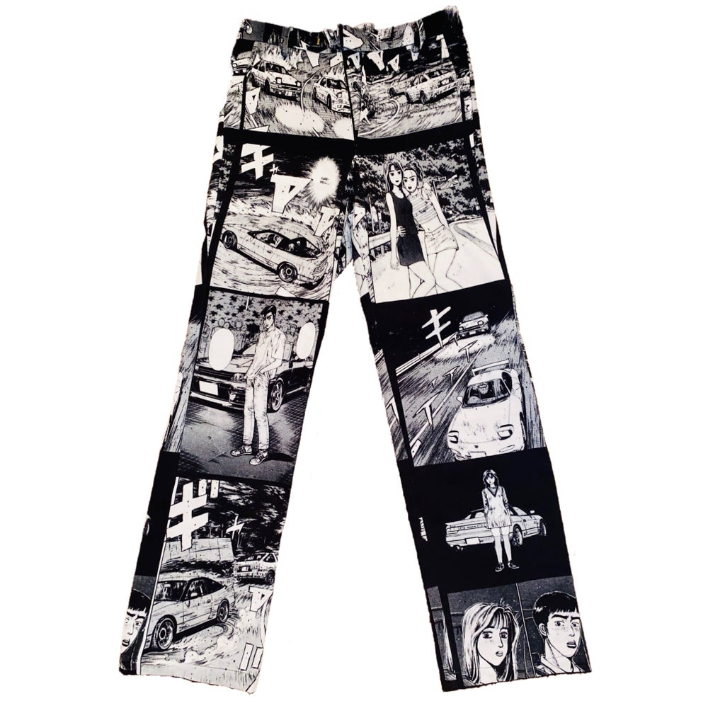Image of Initial D Pants
