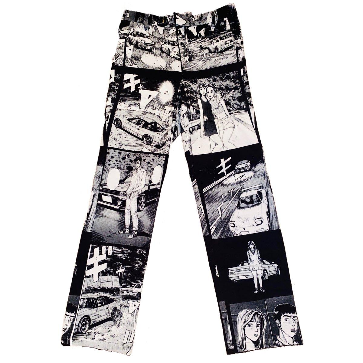Image of Initial D Pants