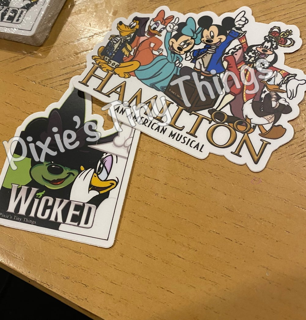 Misc Stickers and Magnets