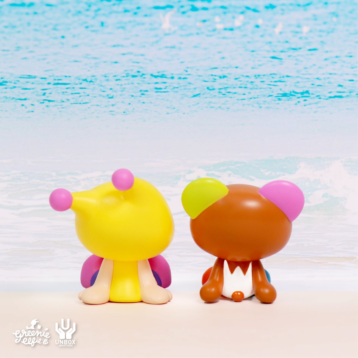 Image of BABY GREENIE SPECIAL EDITION TWO PACK