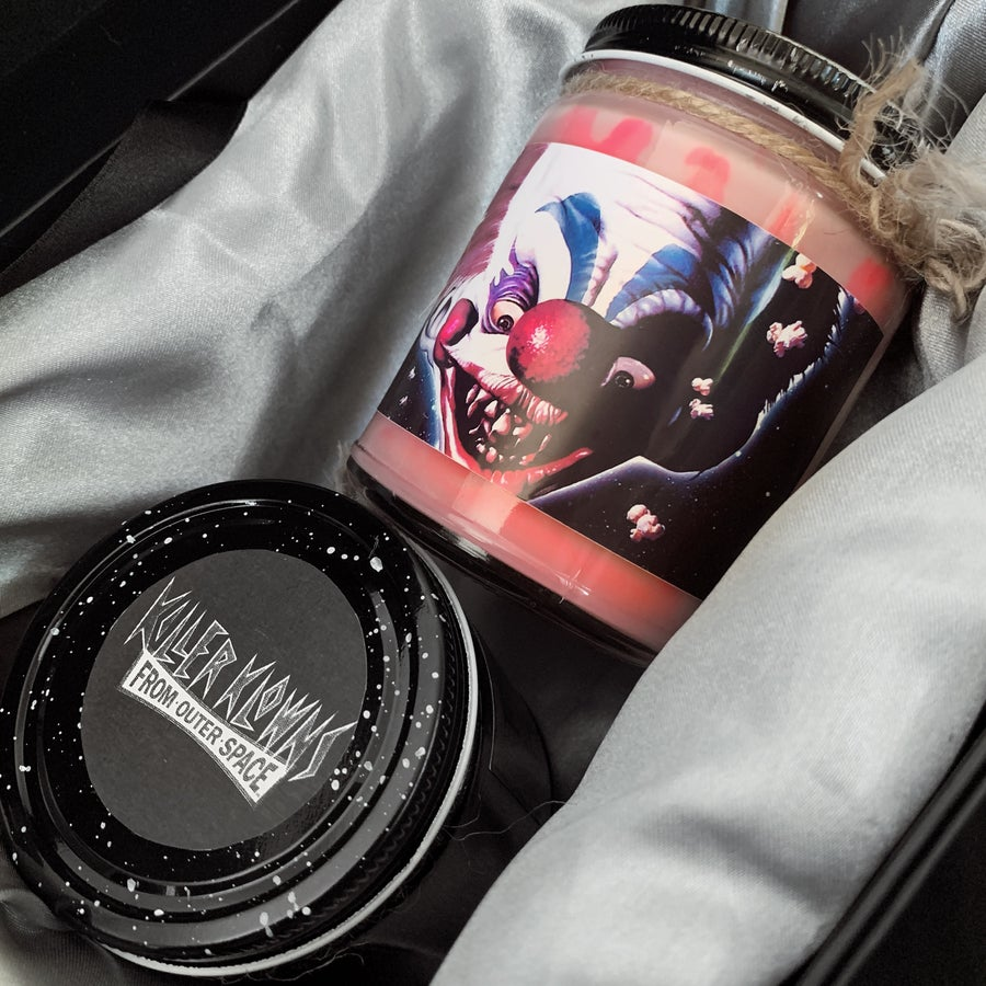 Image of Killer Klowns Candle