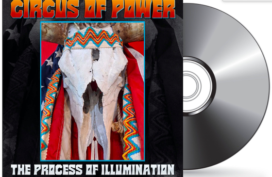 Image of The Process Of Illumination CDEP (PREORDER)