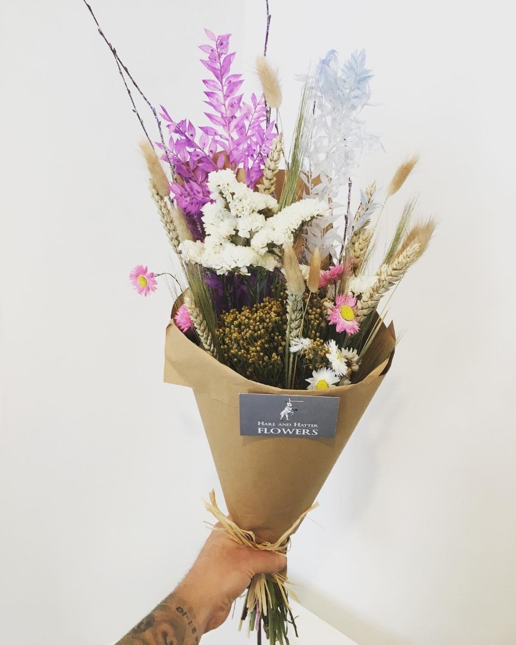 Image of Florist Choice Dried Flower Bouquet