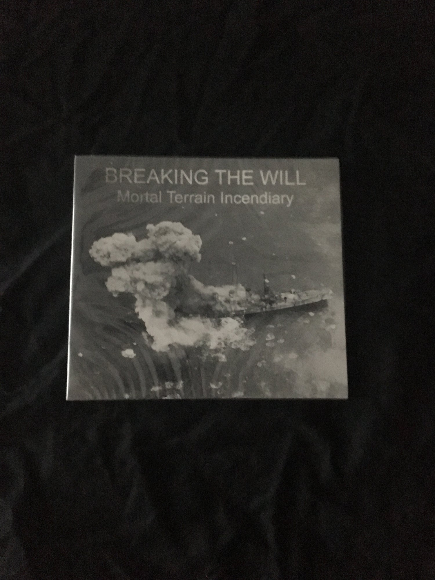Breaking The Will - Mortal Terrain Incendiary CD (New Forces)