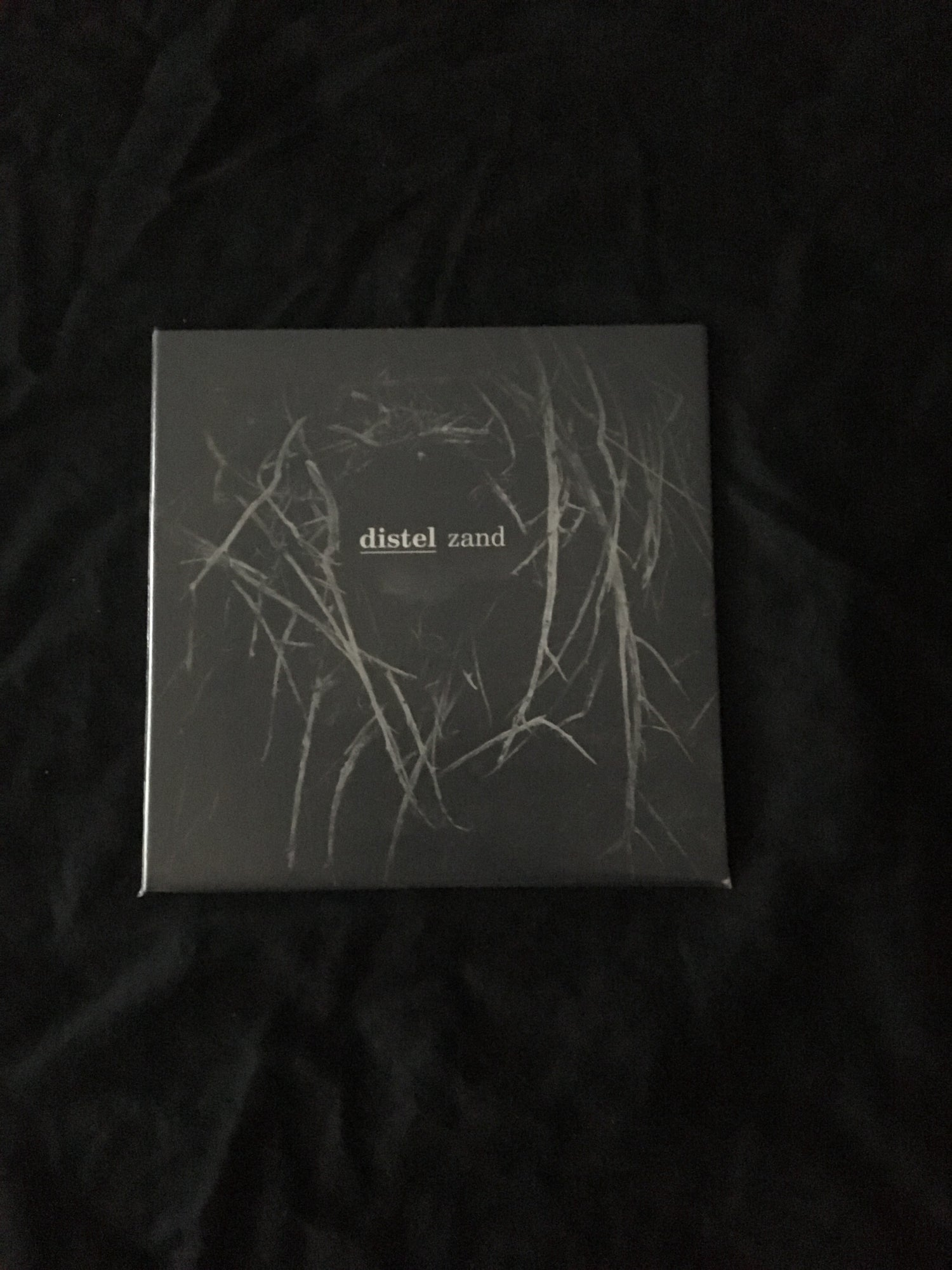 Distel - Zand CD (Ant-Zen)
