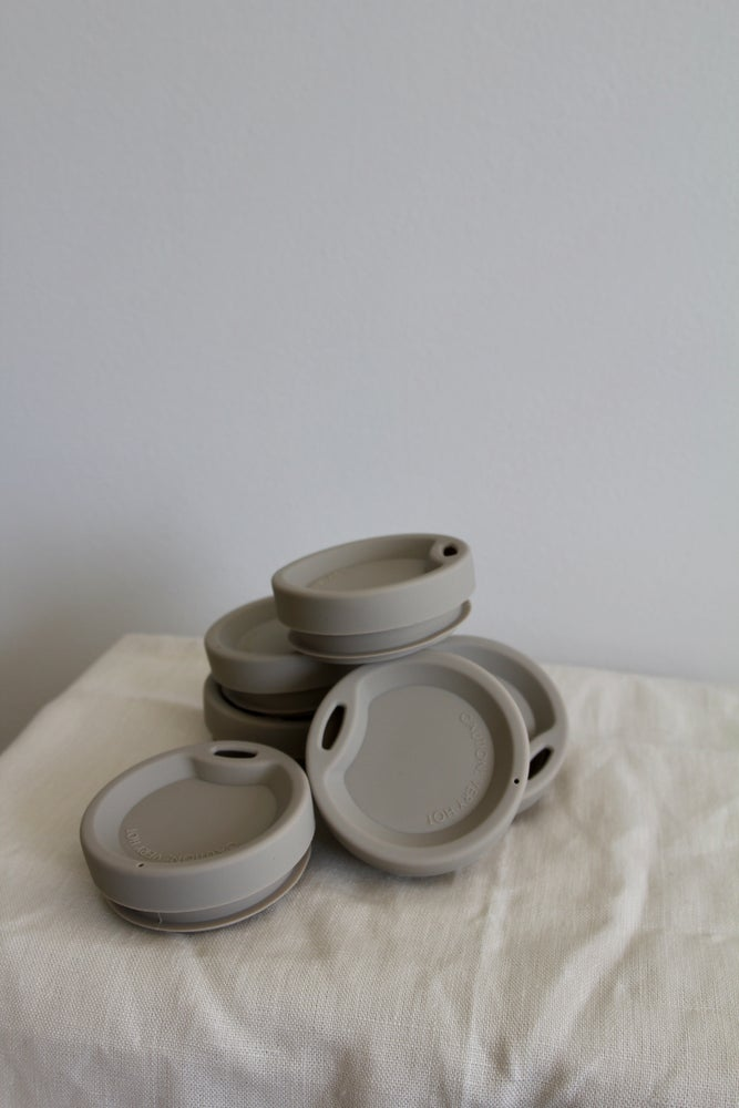 Image of Silicone Cup Lids