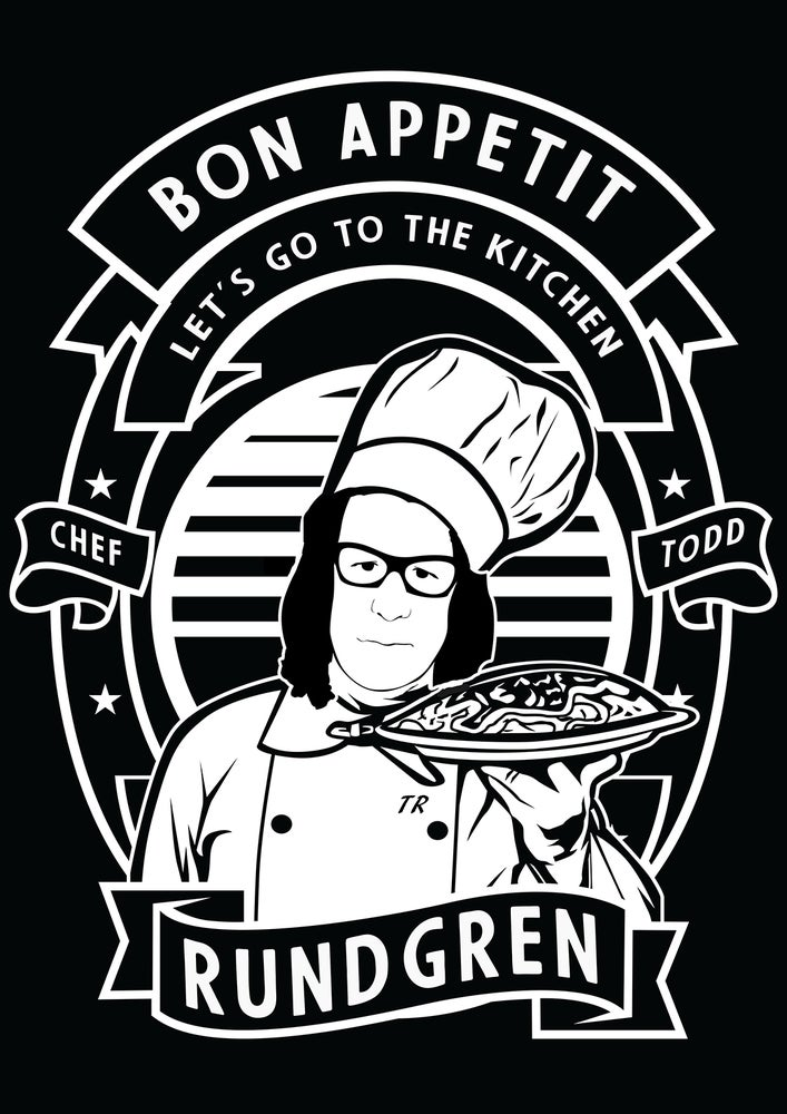 Image of Chef Todd Tee...