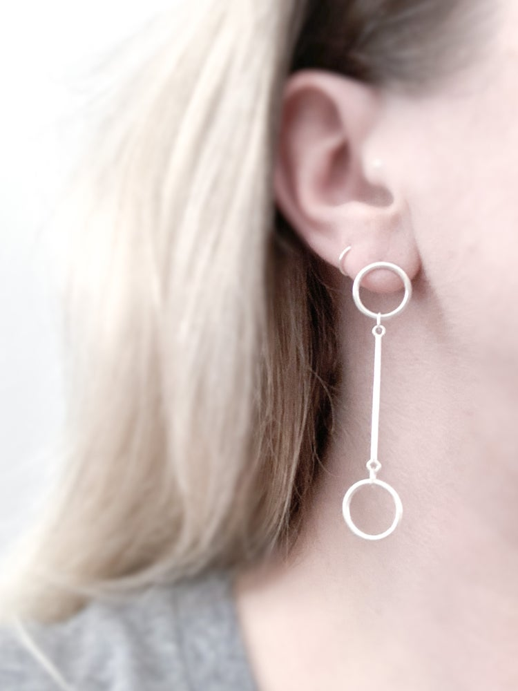 Image of Shadow Self Earrings