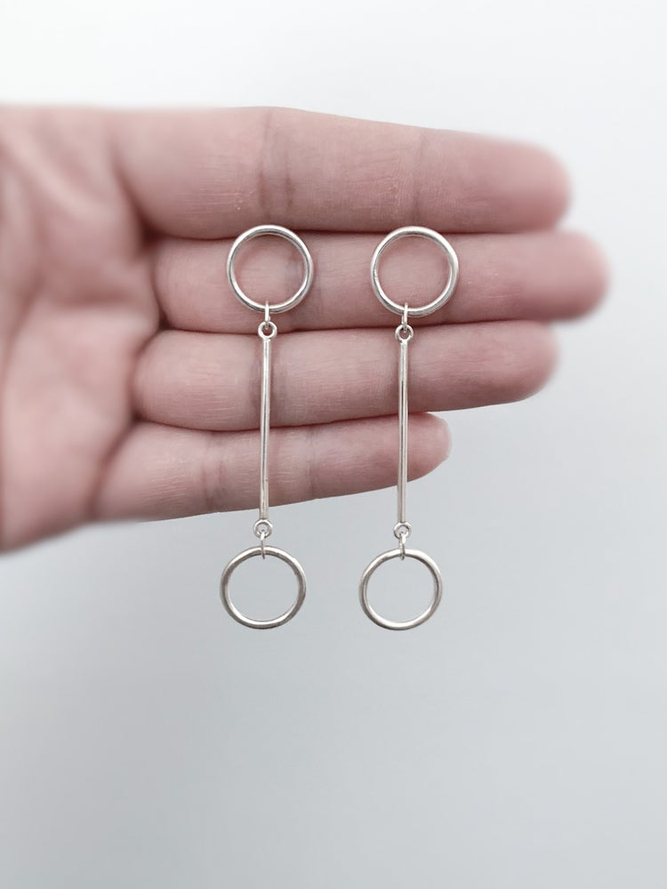 Image of Shadow Self Earrings