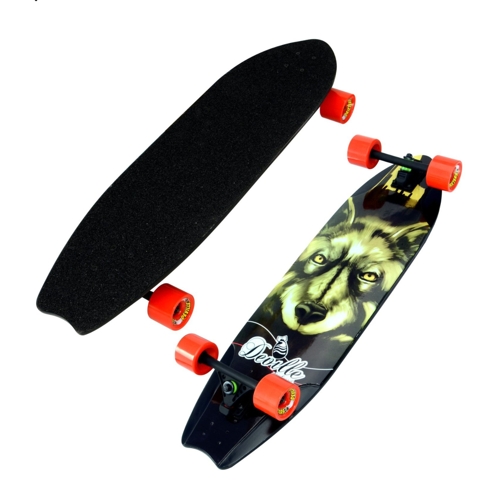 "Image of Deville Coyote - 36"" Downhill Longboard"