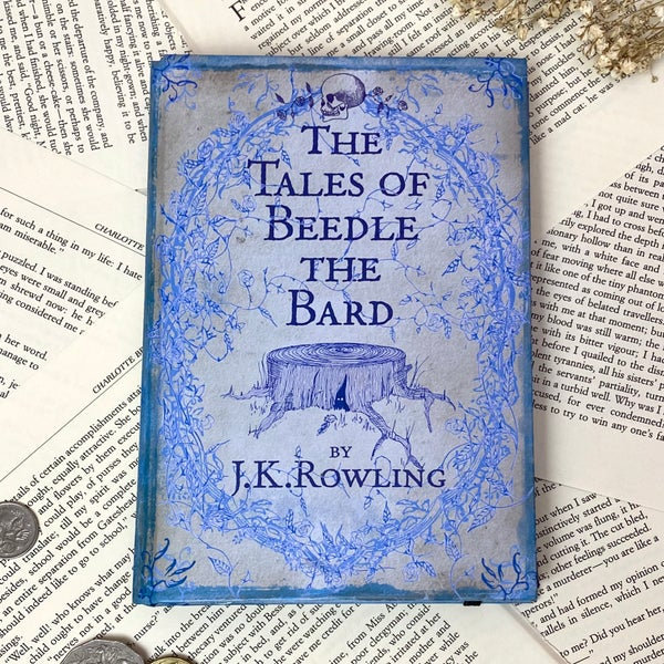 Image of Tales of Beedle the Bard Book Wallet, Harry Potter