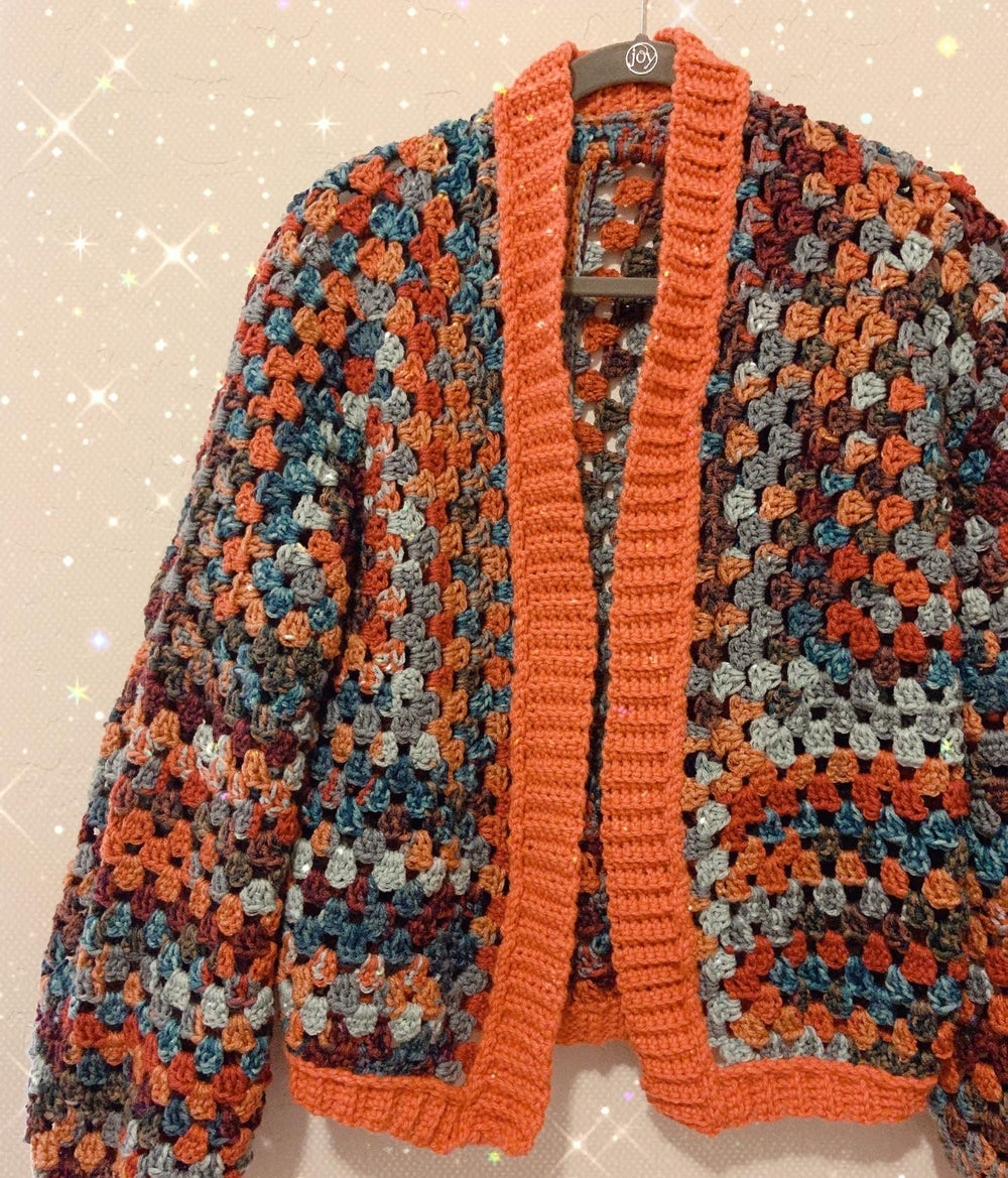 Image of Cardigan Custom w/ Ribbing
