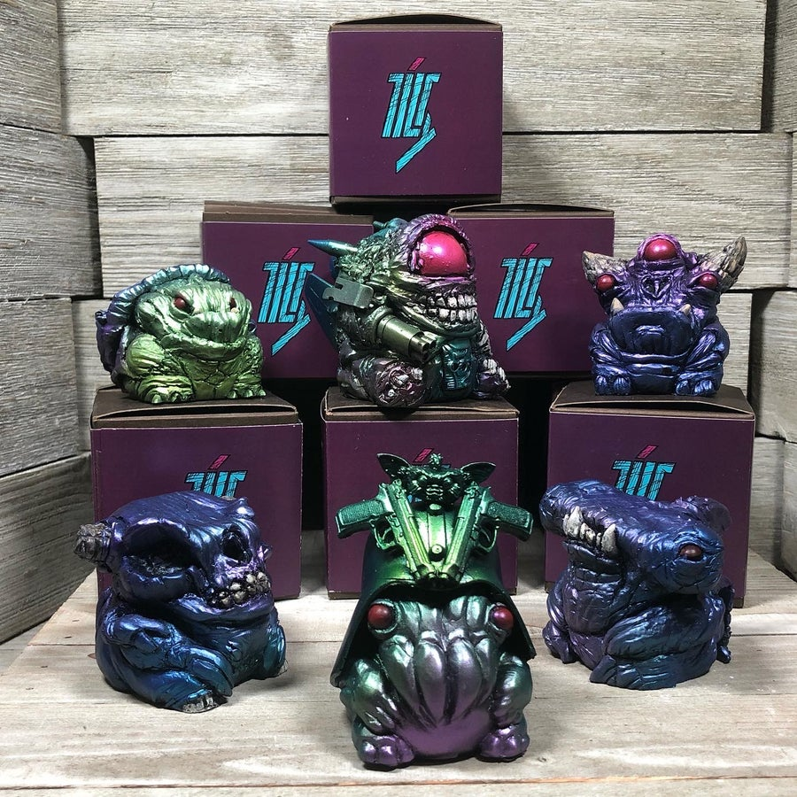 Image of Lil Kaiju & Elder Gods | - Series 2