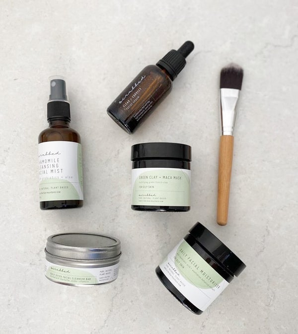 Image of Five Step Oily/ Combination Skincare Set