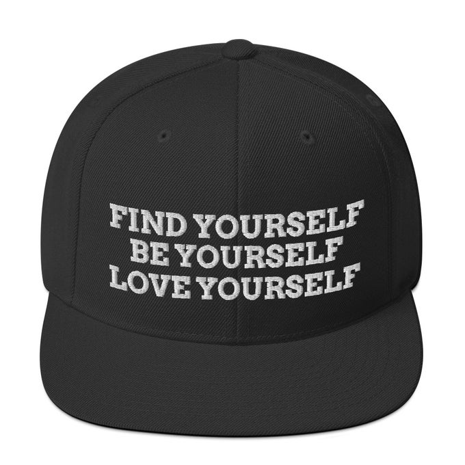 Image of Love Yourself Snapback