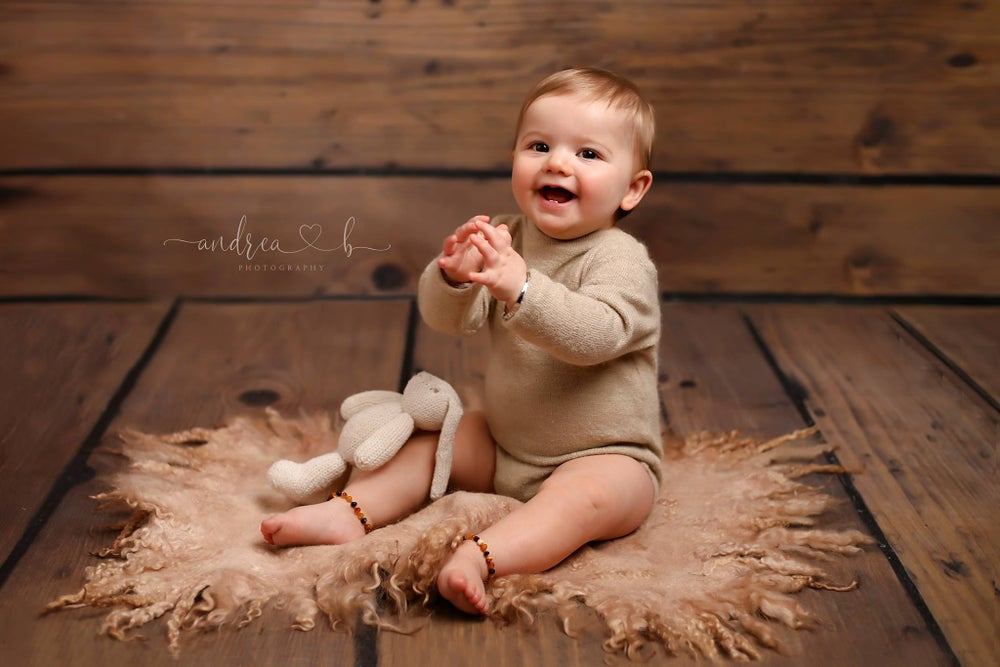 Image of SITTING BABY photography session
