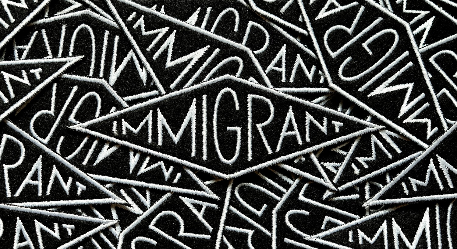 Image of Immigrant Patch