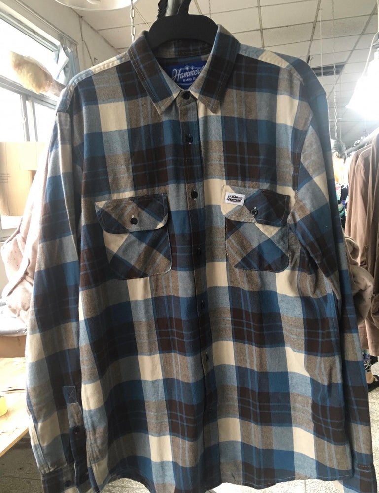 Image of The CadifoNRia Flannel