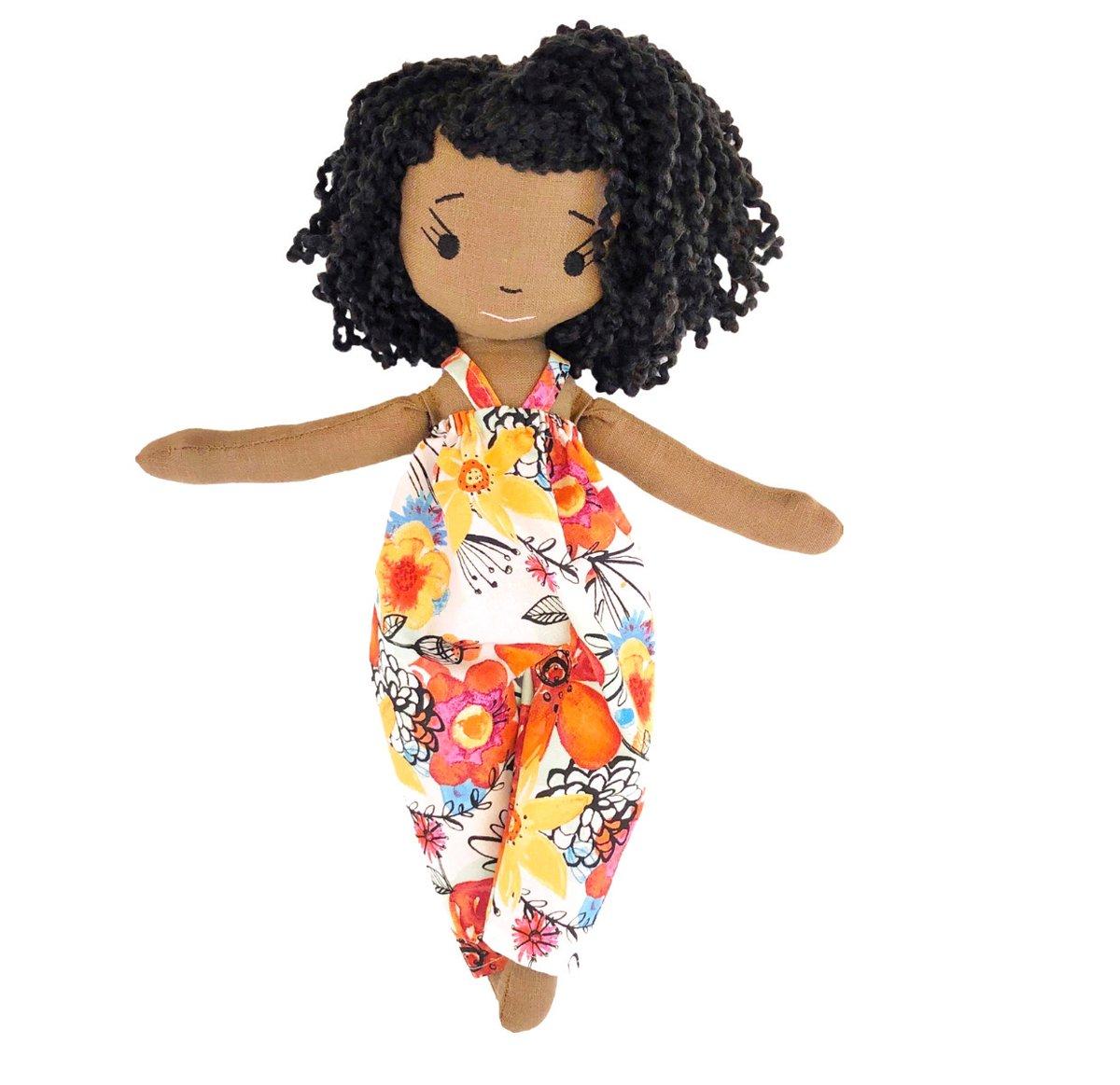 Brenn Handmade Keepsake Doll (PLEASE NOTE: THIS ORDER WILL SHIP ON OR BEFORE NOV 30TH)