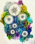 Image of Mixed Media Artwork (reproductions)