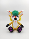 Pineapple Fox Plush Collectible