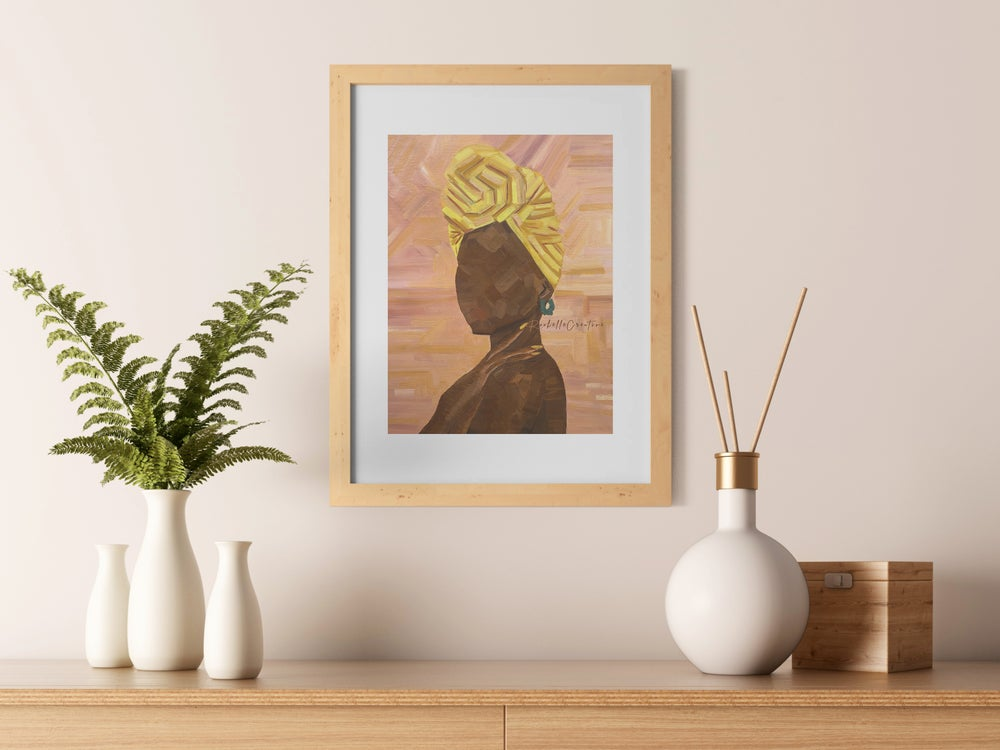 Image of Fisayo Art Print