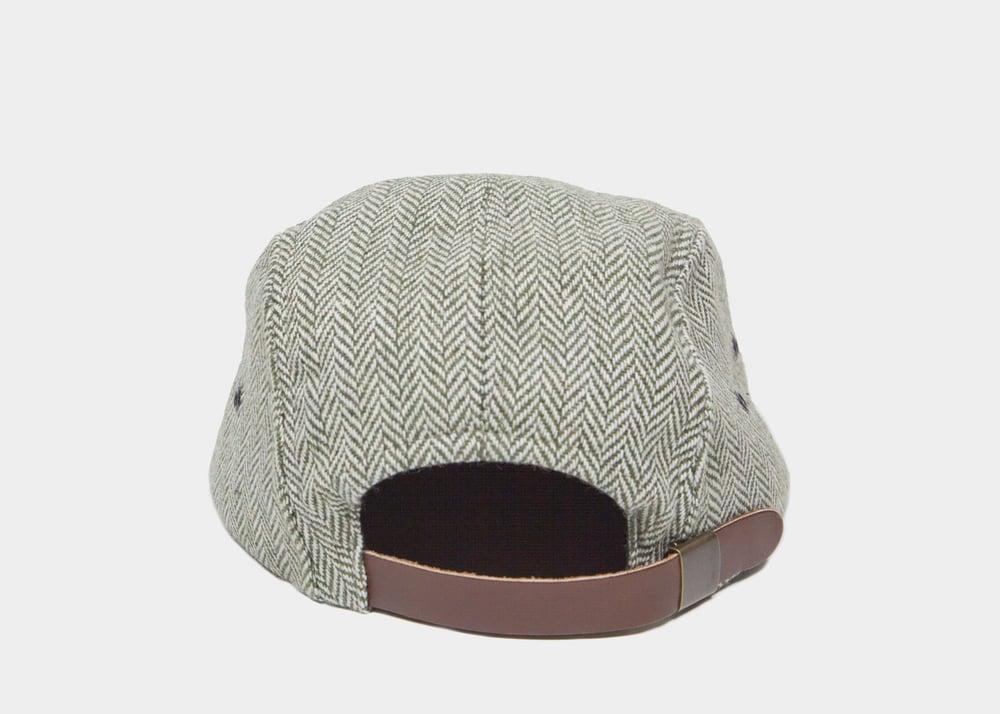Image of The Tweed Cap