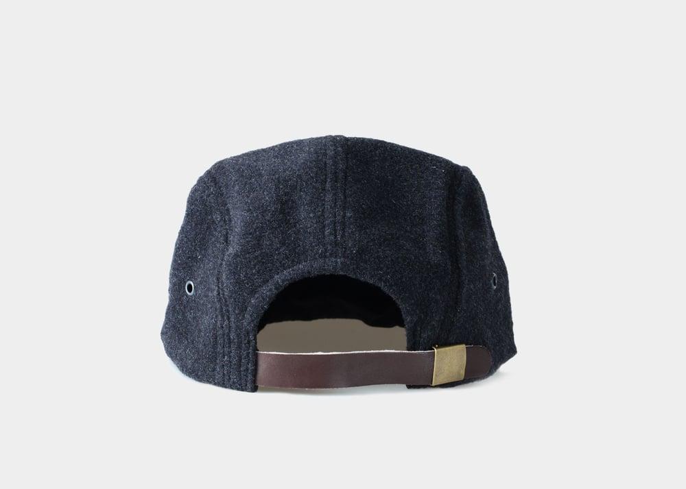 Image of The Black Felt Cap
