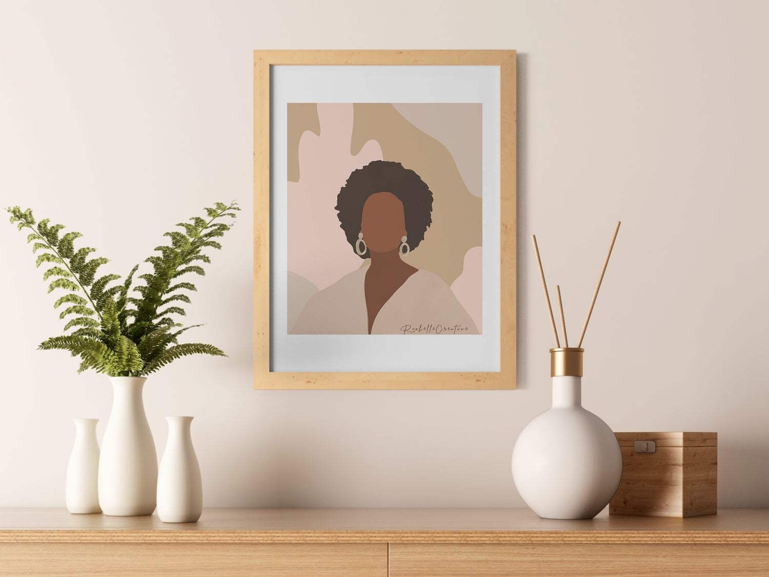 Image of Mild & sophisticated Art Print