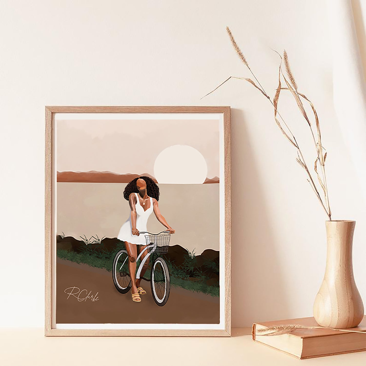 Image of Summer Breeze Art Print