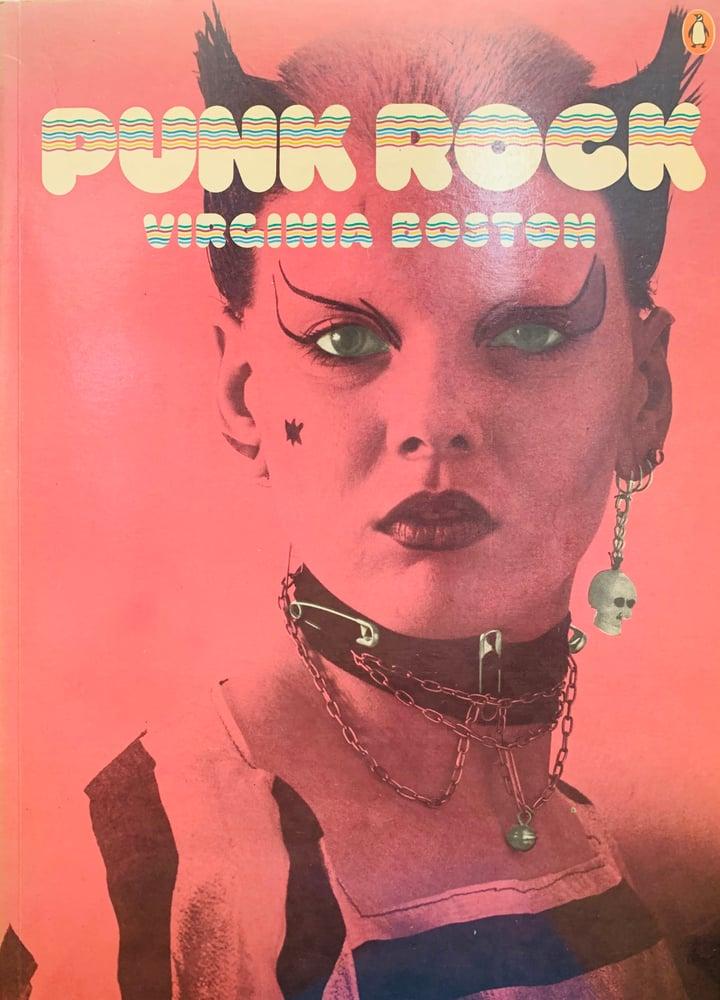 Image of (Virginia Boston)(ヴァージニア・ボストン)(Punk Rock)