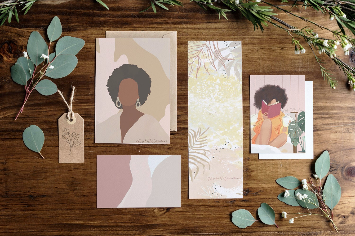 Image of Greetings Cards (6 Pack)