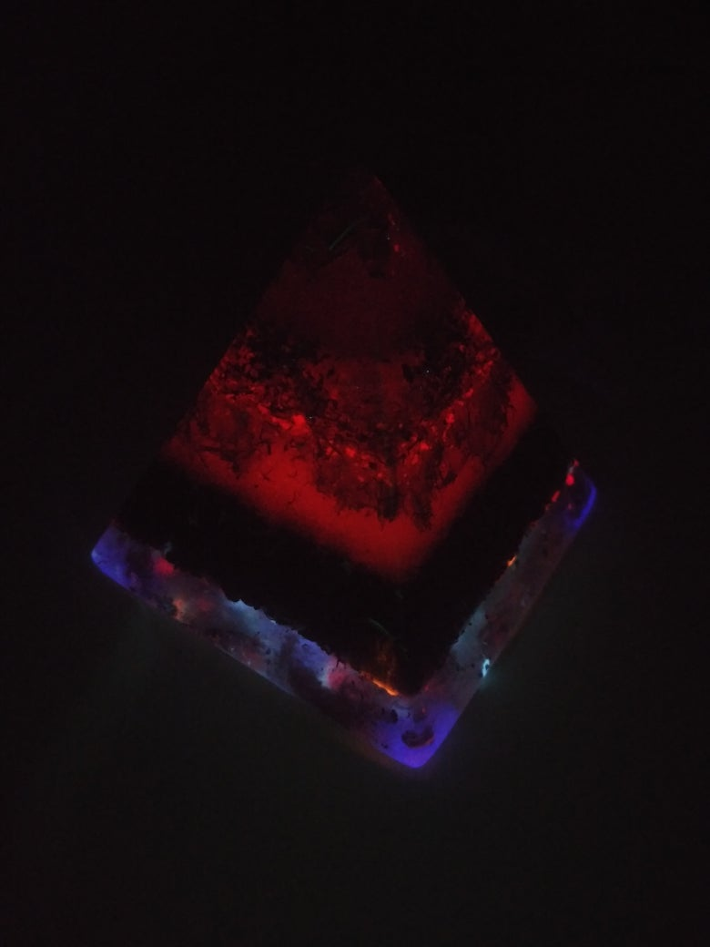 Image of Red Jasper Wonderland Orgonite