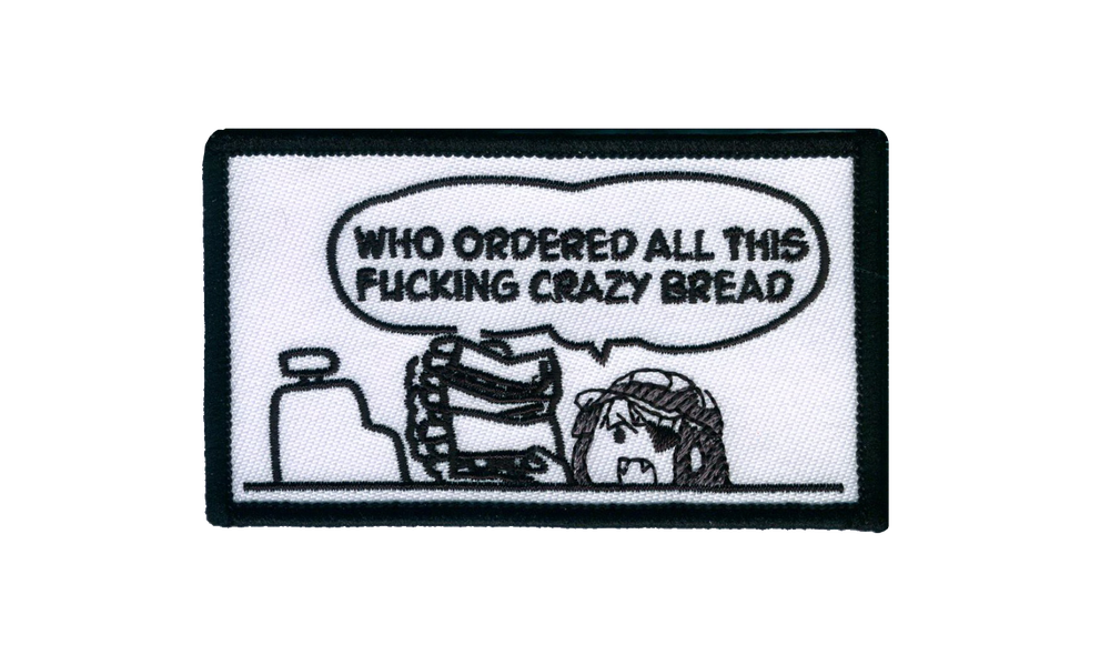 Image of Crazy Bread