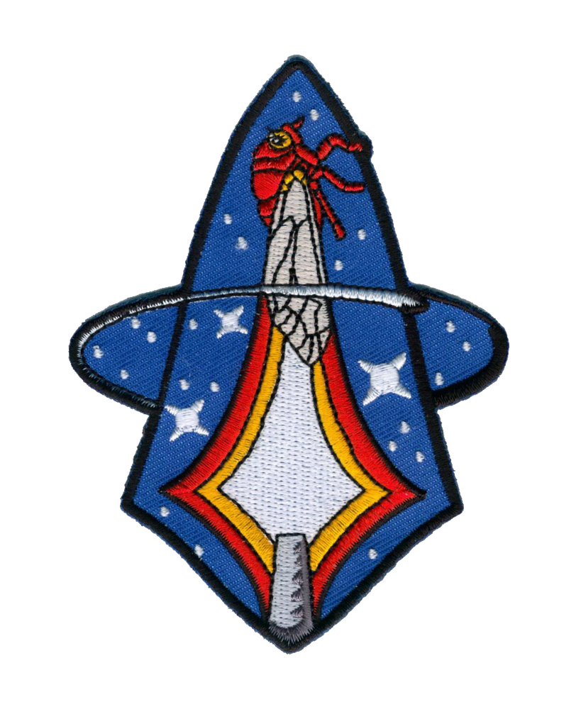 Image of CSP Mission Patch
