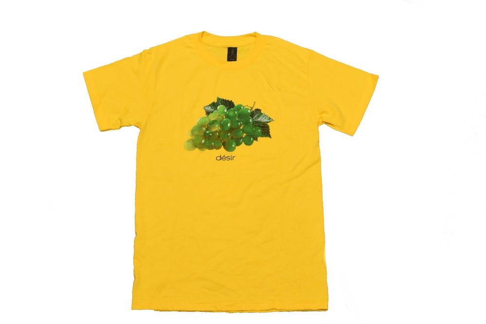 Image of Yellow Grape Tee