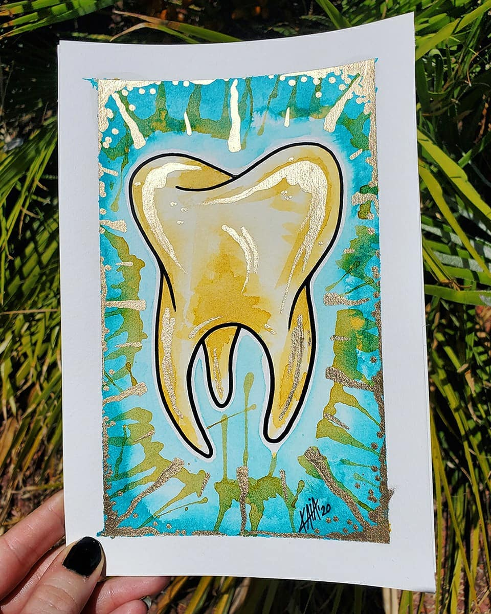 The Tooth X