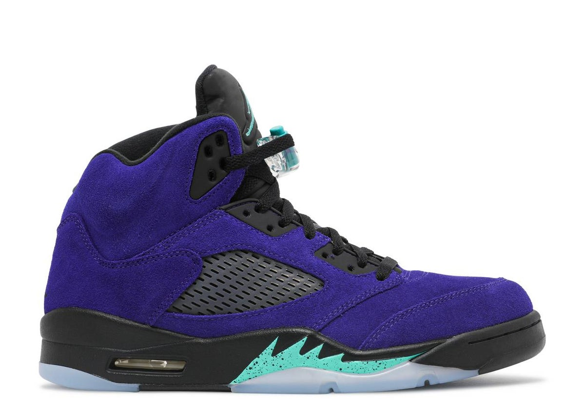 Image of Jordan 5 Alternate Grape