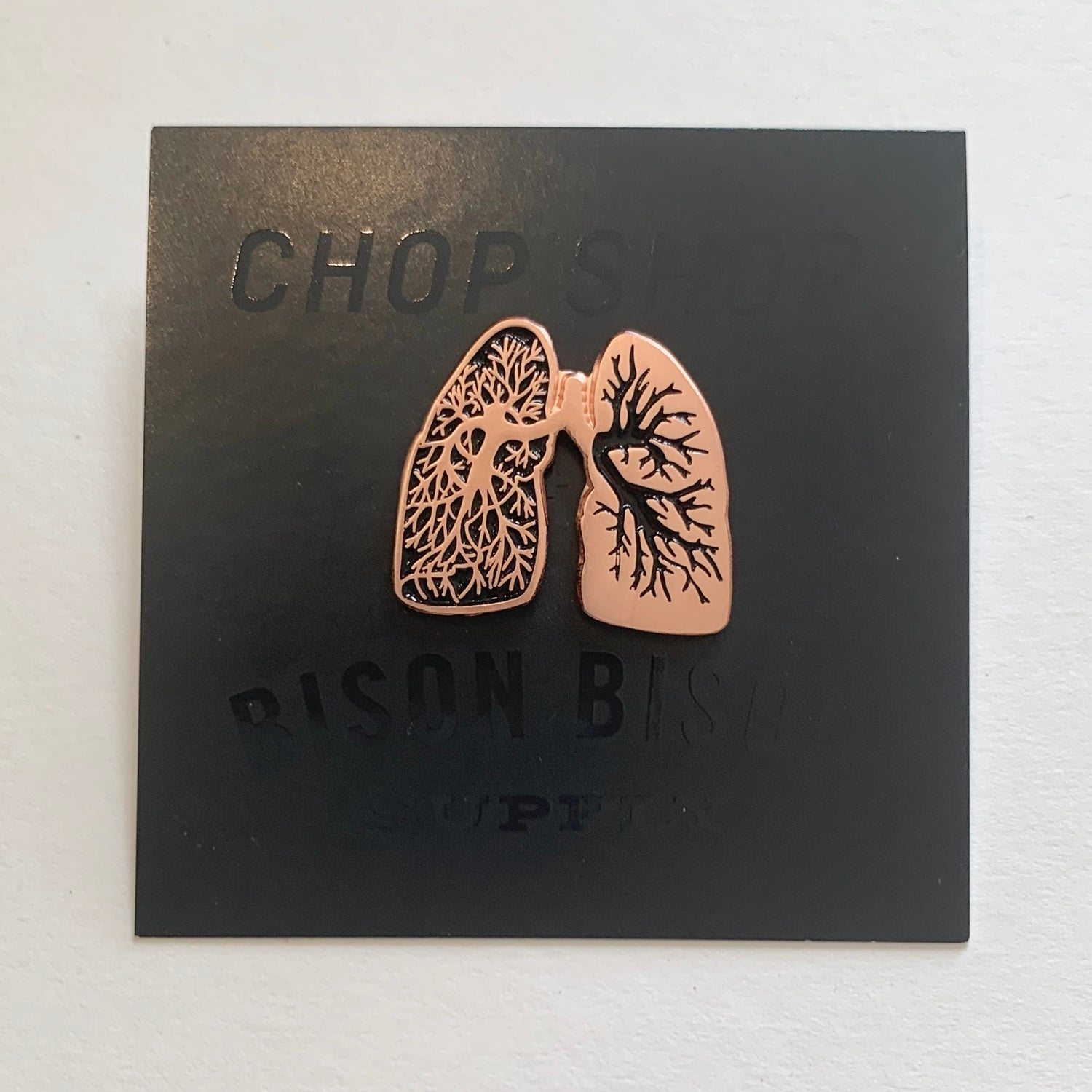 Image of Lungs Pin